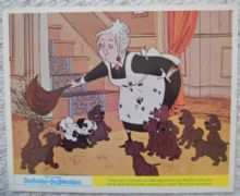 101 Dalmatians, Original Movie Still, Walt Disney, '61